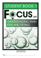 Focus on Reading: Understanding Main Idea and Details - Student Book E (Set of 5)