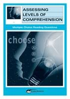 Assessing Levels of Comprehension: Multiple Choice A Student Book (Set of 5)