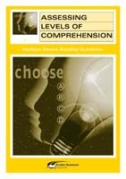 Assessing Levels of Comprehension: Multiple Choice B Student Book (Set of 5)