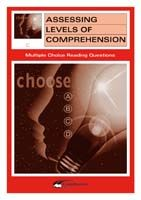 Assessing Levels of Comprehension: Multiple Choice C Student Book (Set of 5)