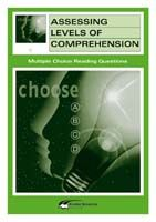 Assessing Levels of Comprehension: Multiple Choice E Student Book (Set of 5)
