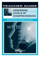 Assessing Levels of Comprehension: Short Response A Teacher Guide
