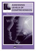 Assessing Levels of Comprehension: Short Response D Student Book (Set of 5)