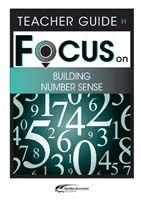 Focus on Maths: Building Number Sense - Teacher H