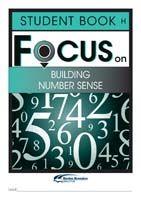 Focus on Maths: Building Number Sense - Student H (Set of 5)