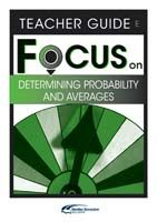 Focus on Maths: Determining Probability and Averages - Teacher E