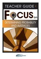 Focus on Maths: Determining Probability and Averages - Teacher F