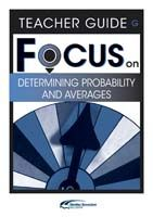 Focus on Maths: Determining Probability and Averages - Teacher G