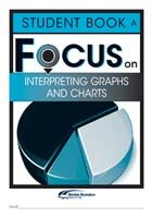 Focus on Maths: Interpreting Graphs and Charts - Student A (Set of 5)