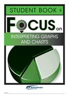 Focus on Maths: Interpreting Graphs and Charts - Student E (Set of 5)