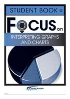 Focus on Maths: Interpreting Graphs and Charts - Student G (Set of 5)