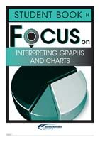 Focus on Maths: Interpreting Graphs and Charts - Student H (Set of 5)