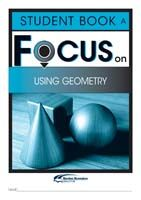 Focus on Maths: Using Geometry - Student A (Set of 5)