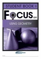 Focus on Maths: Using Geometry - Student D (Set of 5)