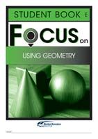 Focus on Maths: Using Geometry - Student E (Set of 5)