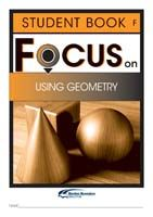 Focus on Maths: Using Geometry - Student F (Set of 5)