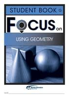 Focus on Maths: Using Geometry - Student G (Set of 5)