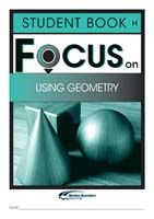 Focus on Maths: Using Geometry - Student H (Set of 5)