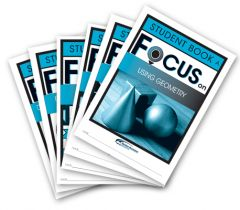 Focus on Maths: Level A Student Books Set of 6