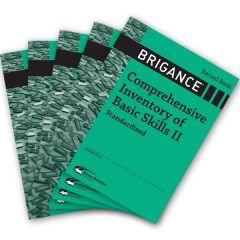 Brigance: CIBS II 2014: Standardised Record Book (Set of 10)