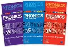 Phonics for Reading Complete Set of 6