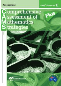 CAMS Plus Series E Student Book (Set of 5)