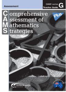 CAMS Plus Series G Teacher Guide