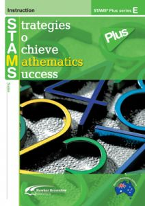 STAMS Plus Series E Student Book (Set of 5)