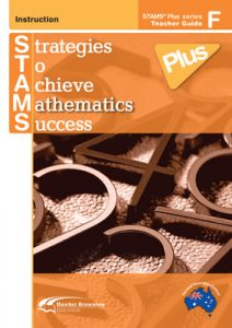 STAMS Plus Series F Teacher Guide