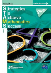 STAMS Plus Series H Student Book (Set of 5)