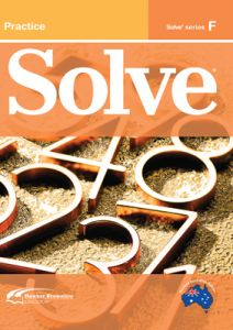 Solve Series F Student Book (Set of 5)