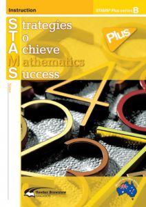 STAMS Plus Series B Student Book (Set of 5)