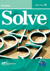 Solve Series H Student Book (Set of 5)