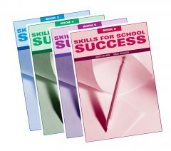 Skills for School Success Student Book Set of 4
