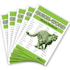 Quick-Word: Phonics Handbook (Set of 5)