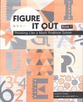 Figure It Out: Thinking Like a Maths Problem-Solver Grade 1 Student (Set of 5)