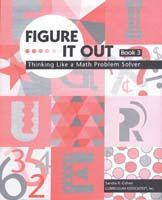 Figure It Out: Thinking Like a Maths Problem-Solver Grade 3 Student (Set of 5)