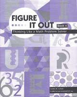 Figure It Out: Thinking Like a Maths Problem-Solver Grade 4 Student (Set of 5)