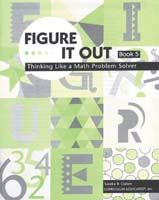 Figure It Out: Thinking Like a Maths Problem-Solver Grade 5 Student (Set of 5)