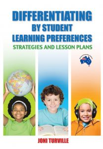 Differentiating by Student Learning Preferences: Strategies and Lesson Plans