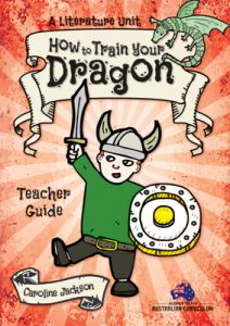 A Literature Unit: How to Train Your Dragon Teacher Guide