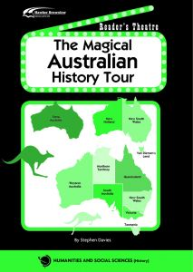 Reader's Theatre: The Magical Australian History Tour (Set of 5)