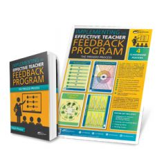 Poster: Implementing an Effective Teacher Feedback Program Book and A3 Set