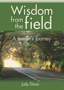 Wisdom from the field: A leader's journey
