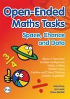 Open-Ended Maths Tasks: Space, Chance and Data