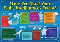 Poster: Have You Used Your Eight Intelligences Today?