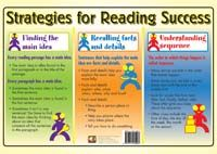 Poster: Strategies for Reading Success 1