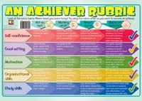 Poster: An Achiever Rubric