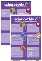 Poster: thinktank - sciencethink Set (Level 1 & 2)