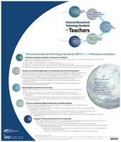 Poster: NETS-T - National Educational Technology Standards for Teachers